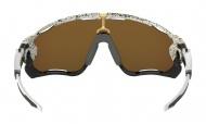 Brýle OAKLEY Jawbreaker - Splatter White w/24K Iridium