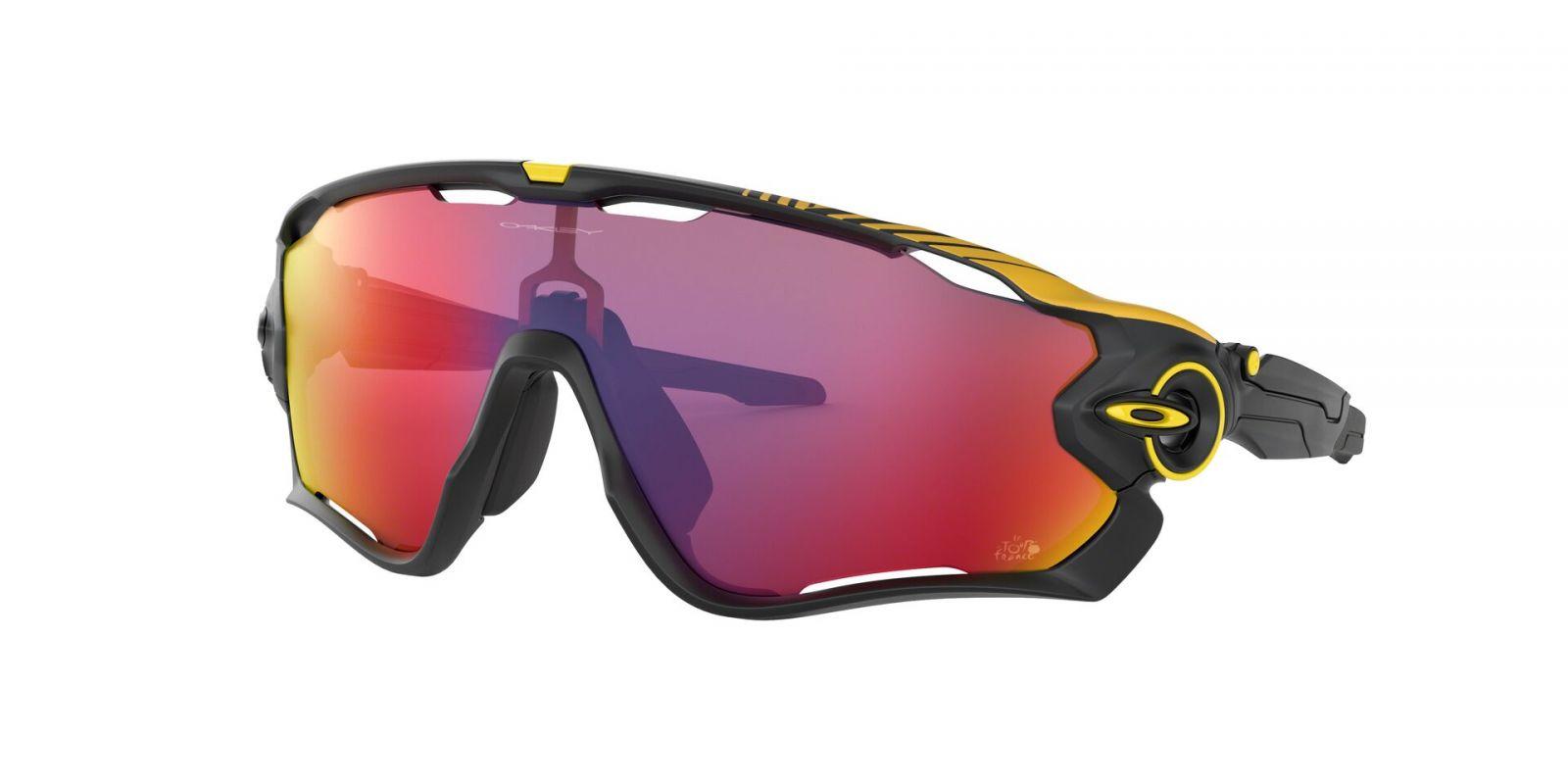 Brýle OAKLEY Jawbreaker - TdeF Tour de France 2019 Matte Black w/Prizm Road