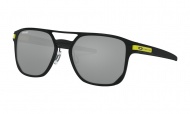 OAKLEY Latch Alpha VR46 - Valentino Rossi Matte Black Yellow w/Prizm Black