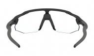 Brýle OAKLEY Radar EV Advancer - Matte Black w/Clear Black Iridium Photo Photochromic Photochromatic, OO9442-0638