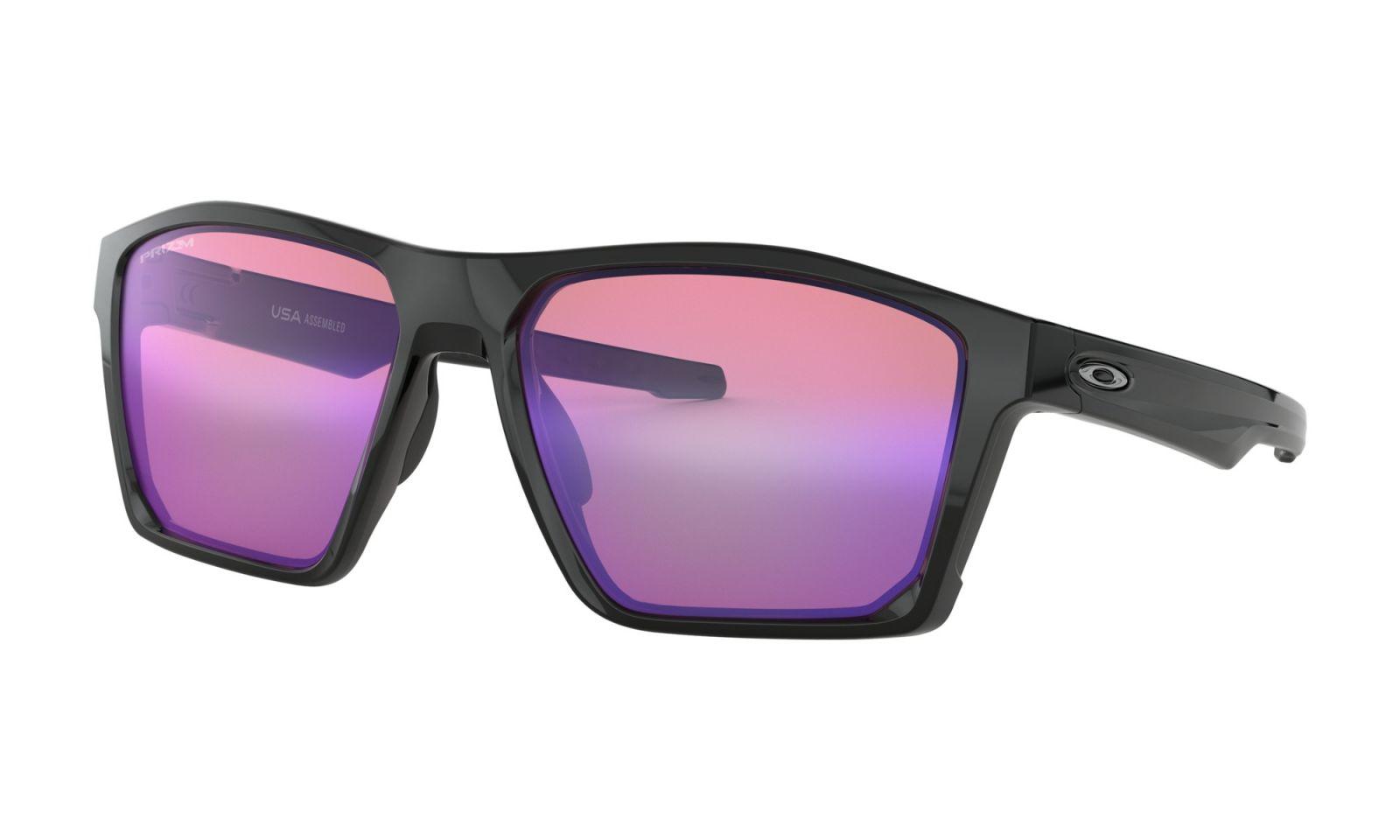Brýle OAKLEY Targetline - Polished Black W/Prizm Golf