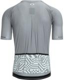 Cyklistický dres OAKLEY Icon Jersey, Cool Grey