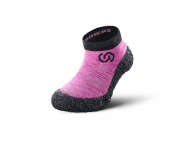 SKINNERS Kids Ponožkoboty, Candy Pink