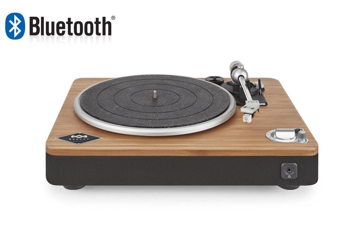 Gramofo MARLEY Stir It Up Bluetooth - Signature Black EM-JT002-SB