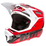 100% AirCraft DH MIPS, Dexter Red