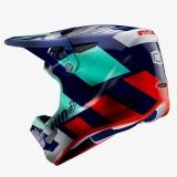 MX Integrální Helma BMX Integrální Helma 100% Status DH MIPS, Hakken