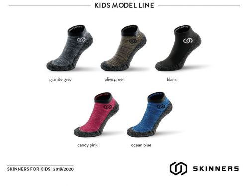 SKINNERS Kids model line