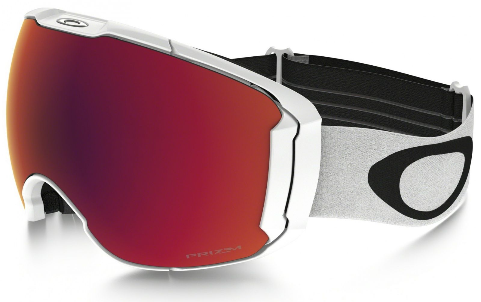 Brýle OAKLEY Airbrake XL Polished White w/Prizm Torch
