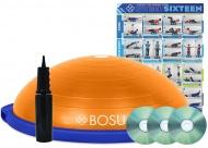 Balanční míč BOSU® Build Your Own, oranžová/modrá
