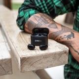 Bluetooth sluchátka NICEBOY Hive Podsie bluetooth sluchátka, černá