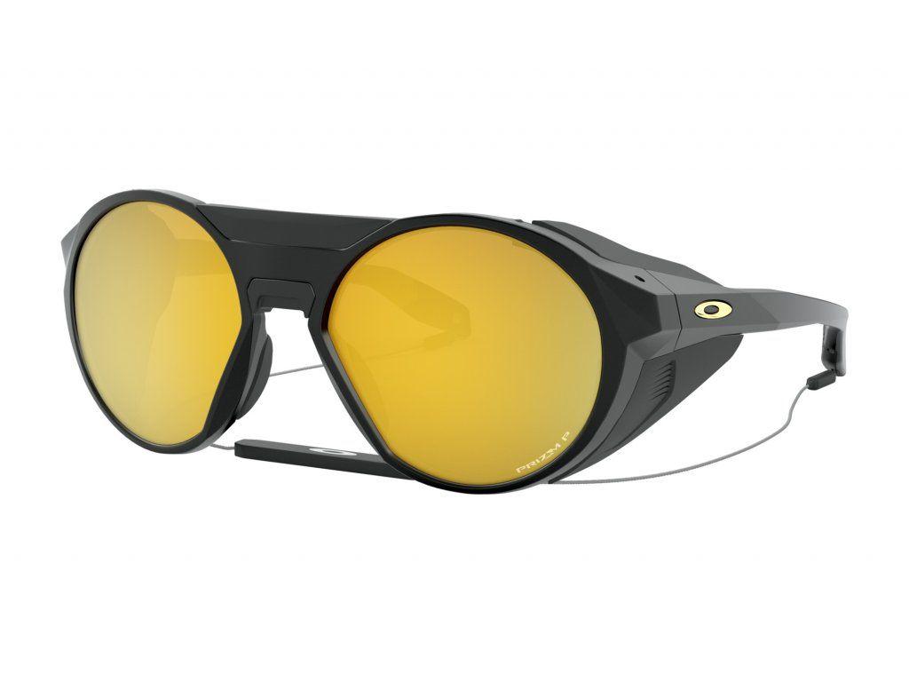 Brýle OAKLEY Clifden - Matte Black w/Prizm 24K Polarized, OO9440-0756