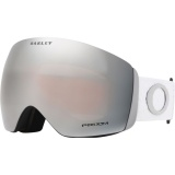 OAKLEY Flight Deck Torstein SIG ShredBot Whiteout w/Prizm Black Iridium