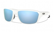 OAKLEY Split Shot - Polished White w/Prizm Deep H2O Polarized