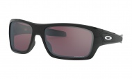 OAKLEY Turbine - Polished Black w/Prizm Snow Black Iridium
