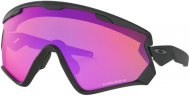OAKLEY Wind Jacket 2.0 Matte Black w/Prizm Trail