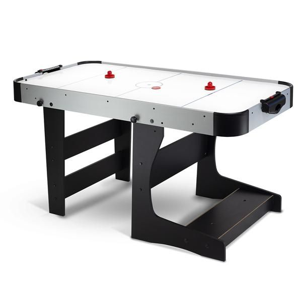 Herní stůl AIR HOKEJOVÝ STŮL SDG CG, černobílý