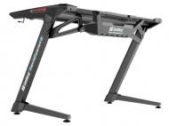 SANDBERG Fighter Gaming Desk 2, černá