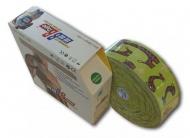 BB Tape Jumbo s dětským designem, zelená žirafa