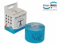 Kine-MAX Happy Tape s obrázky, modrý