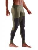 Kompresní kalhoty SKINS DNAmic Ultimate A400 Starlight Mens Long Tights, Utility