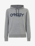 OAKLEY B1B PO Hoodie, Heather Grey