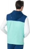 Mikina OAKLEY TN Racing Team Fleece Hoodie, Dark Blue, 472470-609