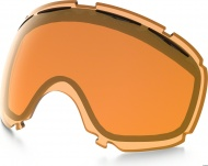 OAKLEY Canopy Repl Lens, Prizm Persimmon