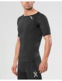 2XU Elite kompresní tričko pánské, Black