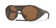 OAKLEY Clifden - Matte Olive w/Prizm Tungsten Polarized
