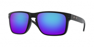 OAKLEY Holbrook XL - Matte Black w/Prizm Sapphire Polarized