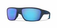 OAKLEY Split Shot - Matte Translucent Blue w/Prizm Sapphire Polarized
