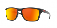 Brýle OAKLEY Sylas - Black Ink w/Ruby Iridium Polarized, OO9448-0557