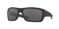 OAKLEY Turbine - Matte Black W/Prizm Grey Polarized