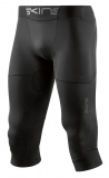 SKINS DNAmic Ultimate A400 Mens 3/4 Tights, Black