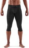 Kompresní kalhoty SKINS DNAmic Ultimate A400 Mens 3/4 Tights, Black, DU00010209001