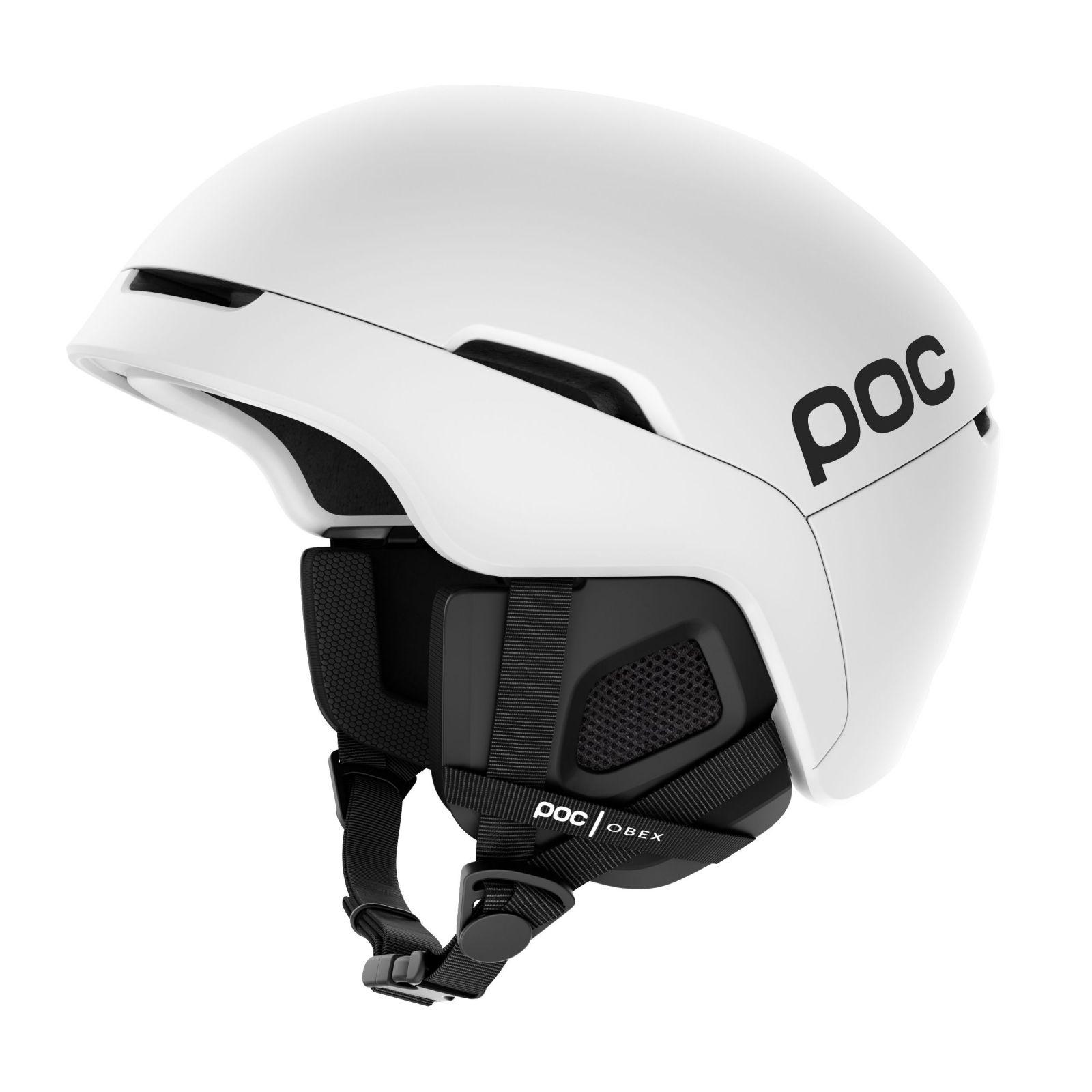 Popis produktu Lyžařská helma POC Obex Spin, Hydrogen White, PC101031001