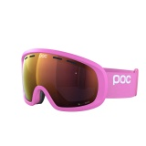 POC Fovea Mid Clarity, Actinium Pink/Spektris Orange