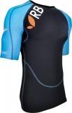 ROYAL BAY Oxygen sportovní tričko pánské, Černomodré