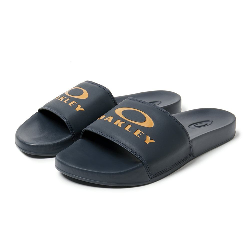 Pantofle OAKLEY Ellipse Slide, Dark Blue, 15205-609