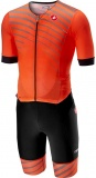 CASTELLI Free Sanremo Suit, Orange