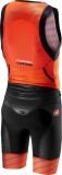 Triatlonová kombinéza CASTELLI Free Sanremo Suit, Orange, 8618108-034