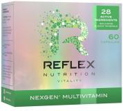 Reflex Nutrition Nexgen®, 120 kapslí