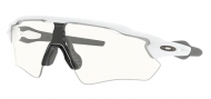 OAKLEY Radar EV Path - Polished White w/Clear