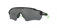 OAKLEY Radar EV XS - Polished Black w/Prizm Black