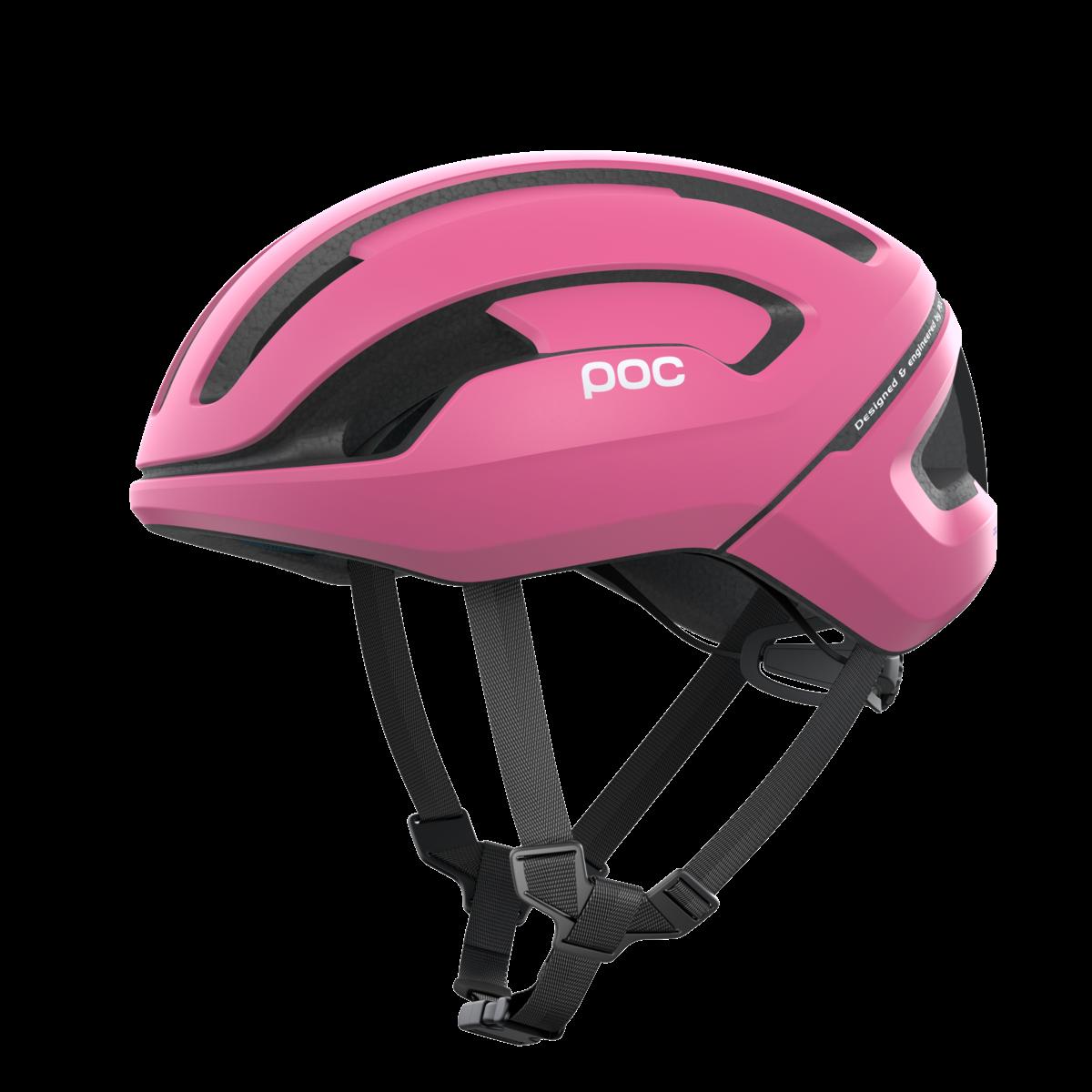Cyklistická helma POC Omne Air Spin, Actinium Pink Matt, PC107211723