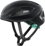 POC Omne Air Spin, Uranium Black/Fluorite Green Matt 2021