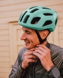 Cyklistická helma POC Ventral Air Spin, Fluorite Green Matt, PC106701439