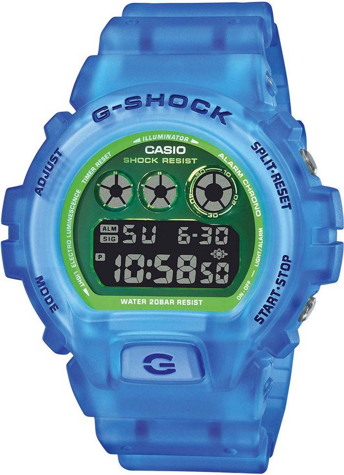 Hodinky CASIO G-Shock DW 6900LS-2er