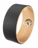 Trendy Sport Roda jóga kolo, černá