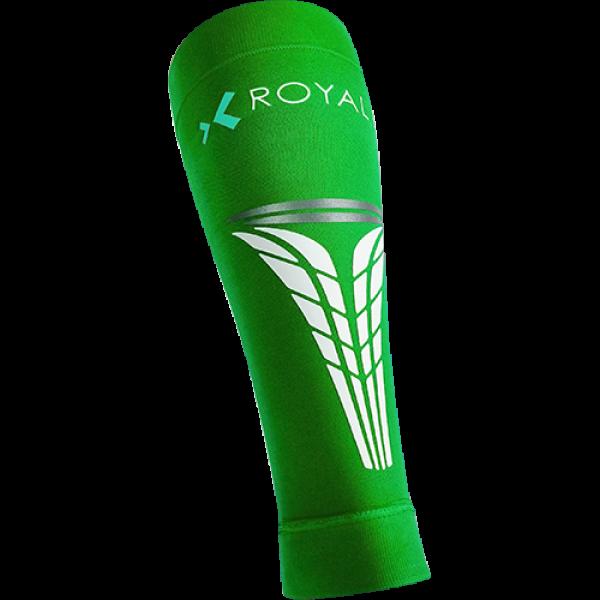 Kompresní návleky na lýtka ROYAL BAY Extreme, zelené